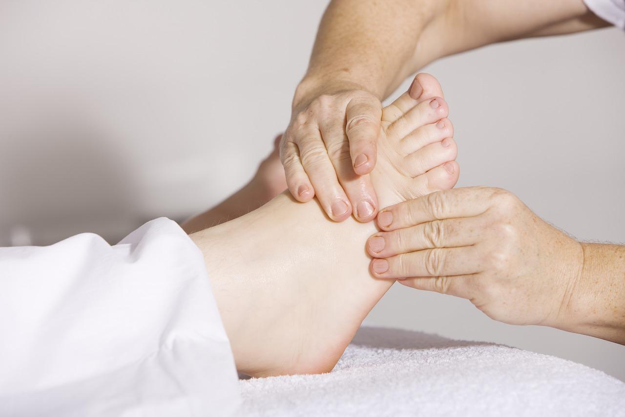 Pękające pięty – leczenie